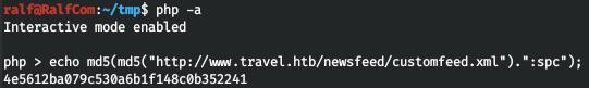 HackTheBox. Прохождение Travel. Memcache+SSRF=RCE, LPE через LDAP - 26