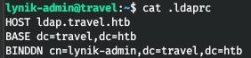 HackTheBox. Прохождение Travel. Memcache+SSRF=RCE, LPE через LDAP - 42