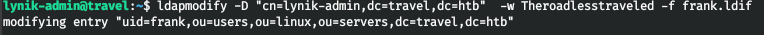 HackTheBox. Прохождение Travel. Memcache+SSRF=RCE, LPE через LDAP - 50