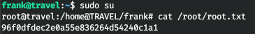 HackTheBox. Прохождение Travel. Memcache+SSRF=RCE, LPE через LDAP - 51