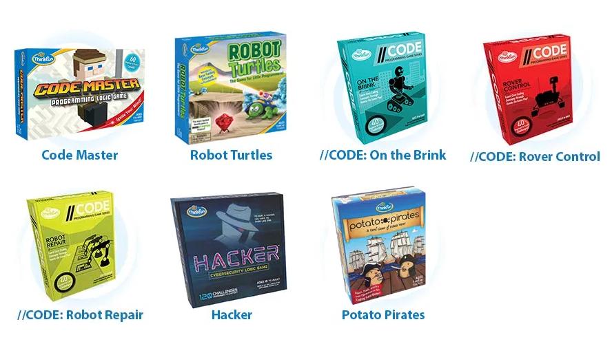 ThinkFun или как появилась компания, которая выпускает «настолки» и головоломки для будущих программистов - 4