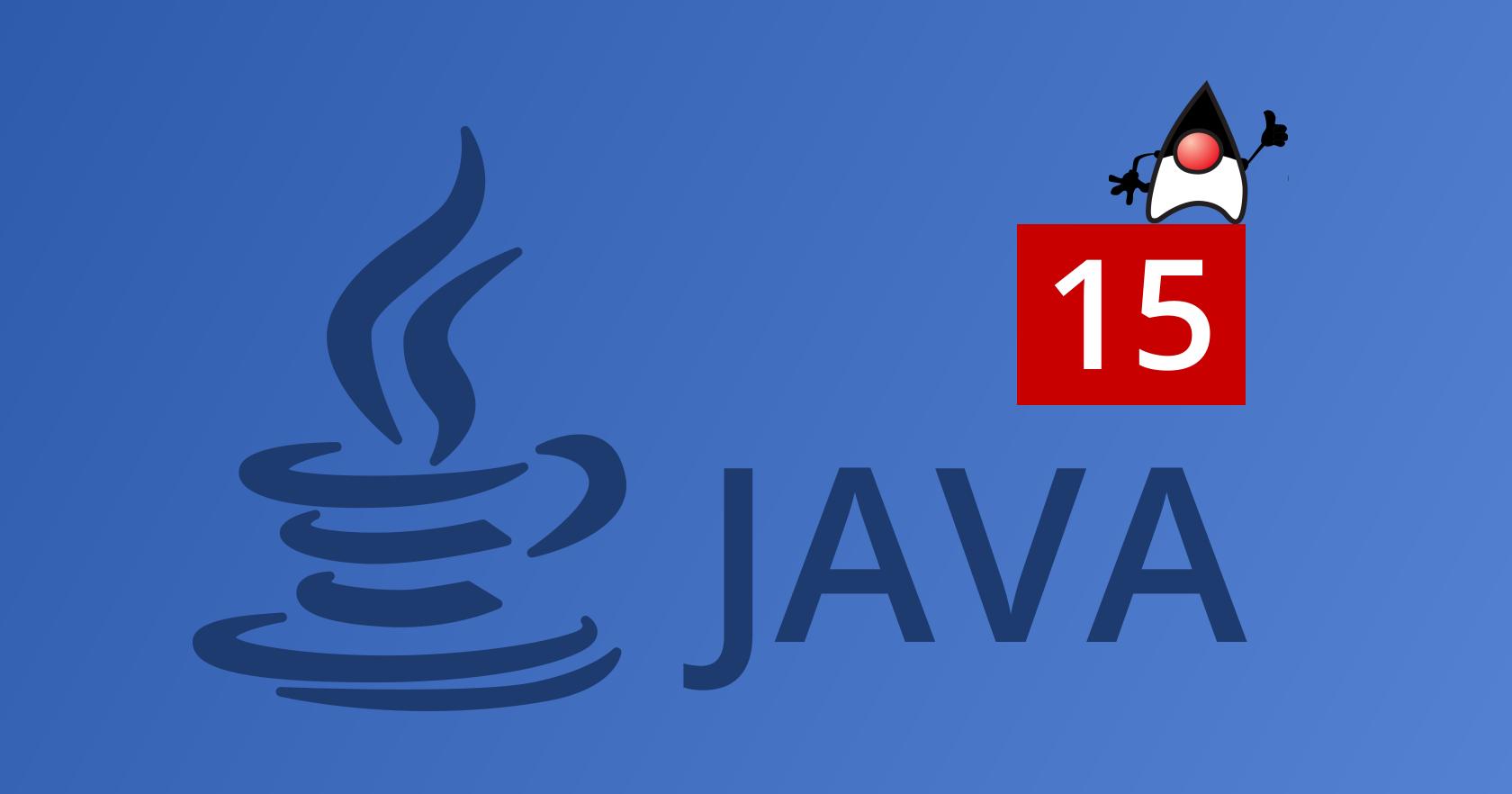Что нового в Java 15? - 1