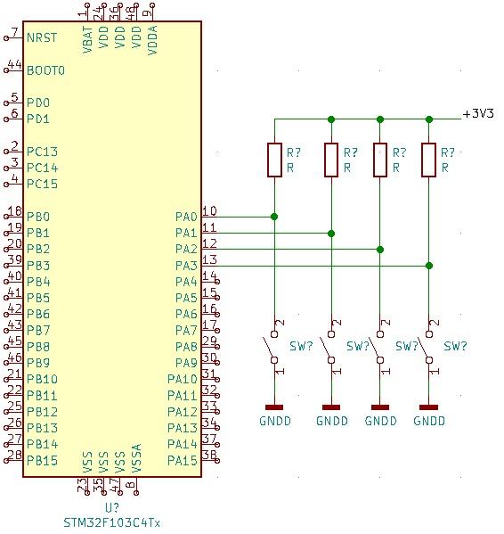 Продолжение очередной статьи: STM32 для начинающих. Интерфейсы - 1
