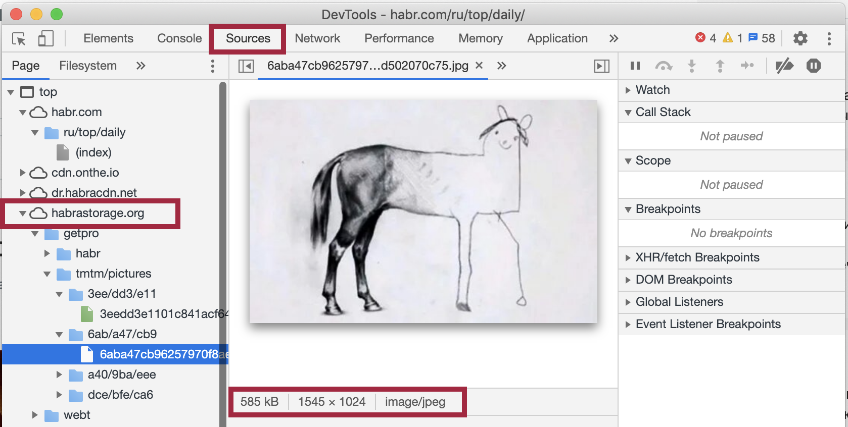 Зачем Chrome Dev Tools дизайнеру - 4