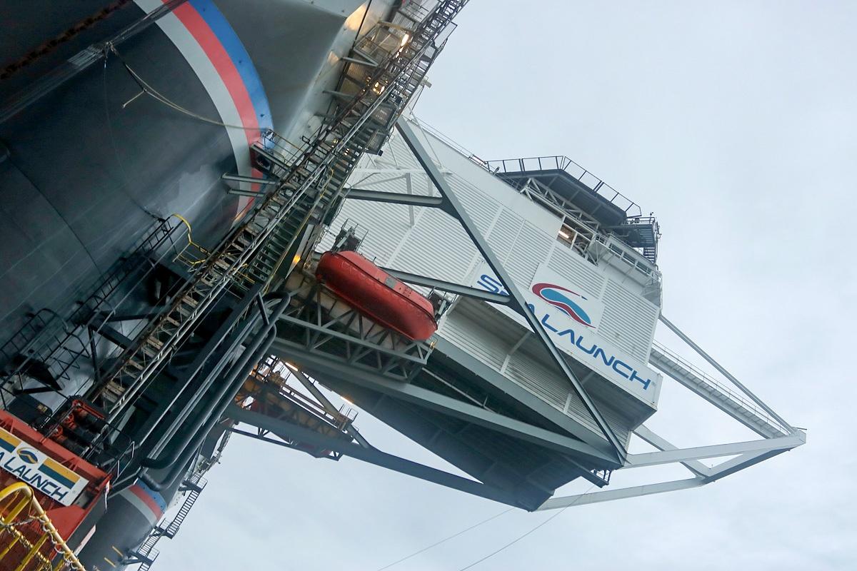 «Морской старт»: возвращение блудного космодрома - 25