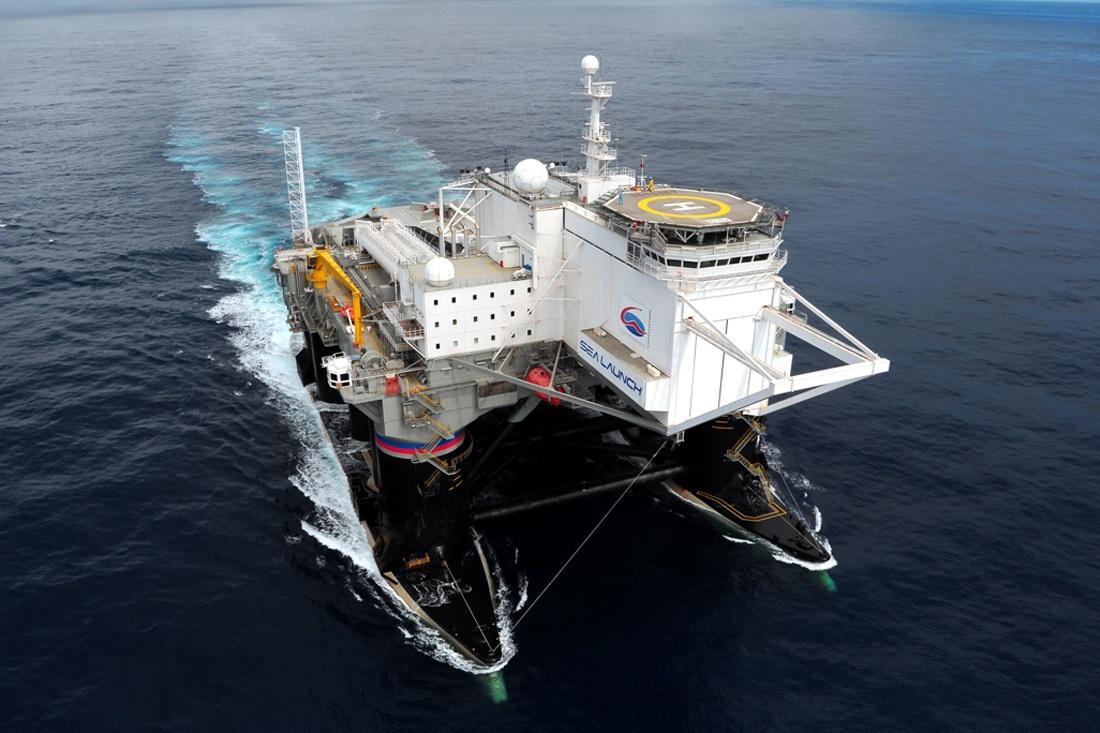 «Морской старт»: возвращение блудного космодрома - 1