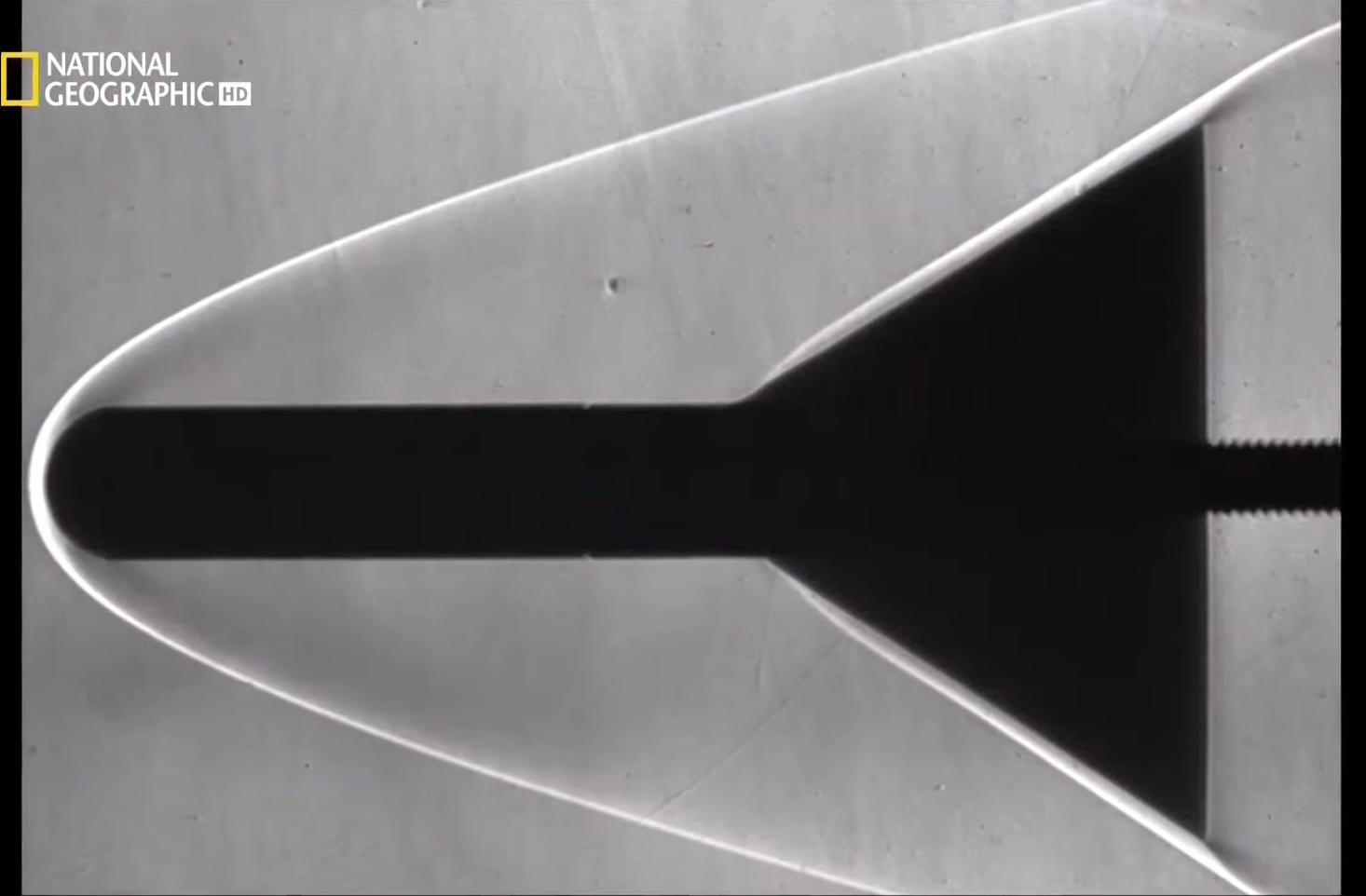 Симуляция подъёмной силы Ньютона методом частиц на CUDA - 1