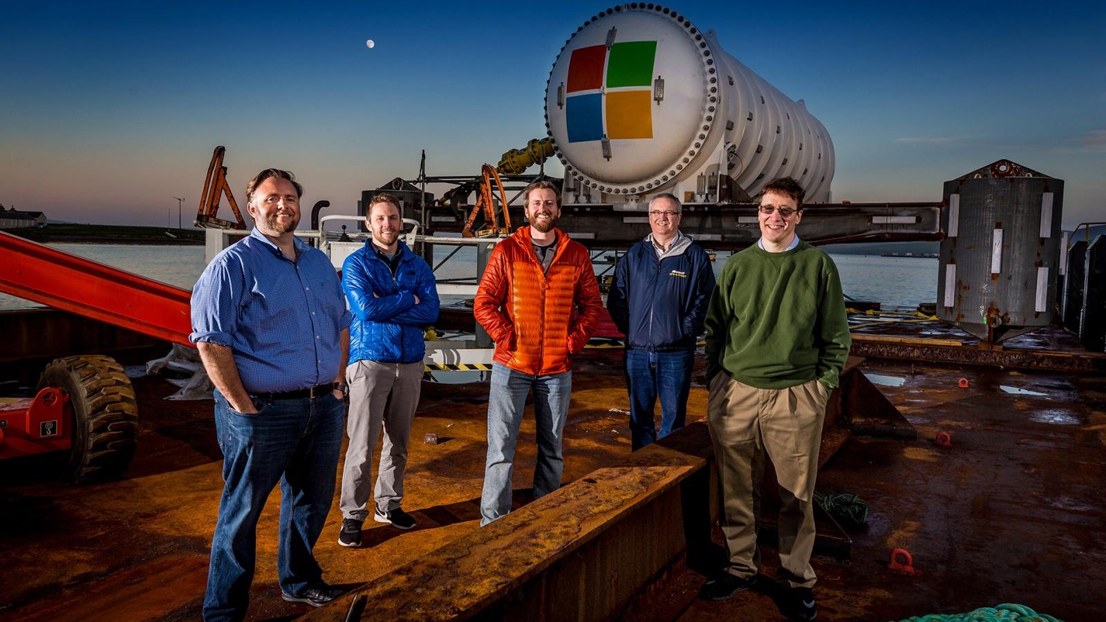 Microsoft отчиталась об успешном проведении эксперимента по созданию подводного дата-центра - 4
