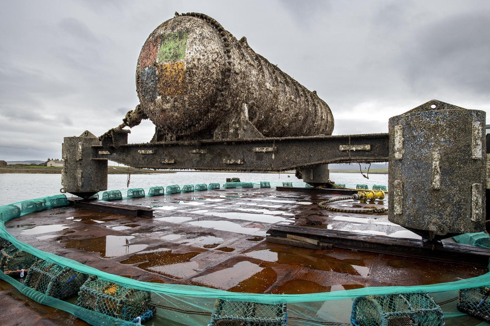 Microsoft отчиталась об успешном проведении эксперимента по созданию подводного дата-центра - 7