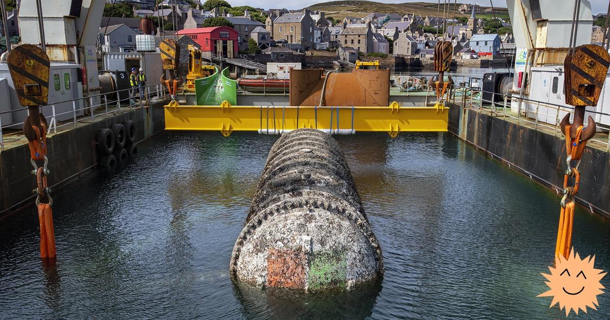 Microsoft отчиталась об успешном проведении эксперимента по созданию подводного дата-центра - 1