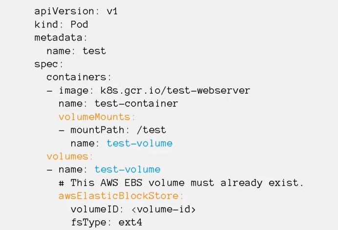 Хранение данных в кластере Kubernetes - 2