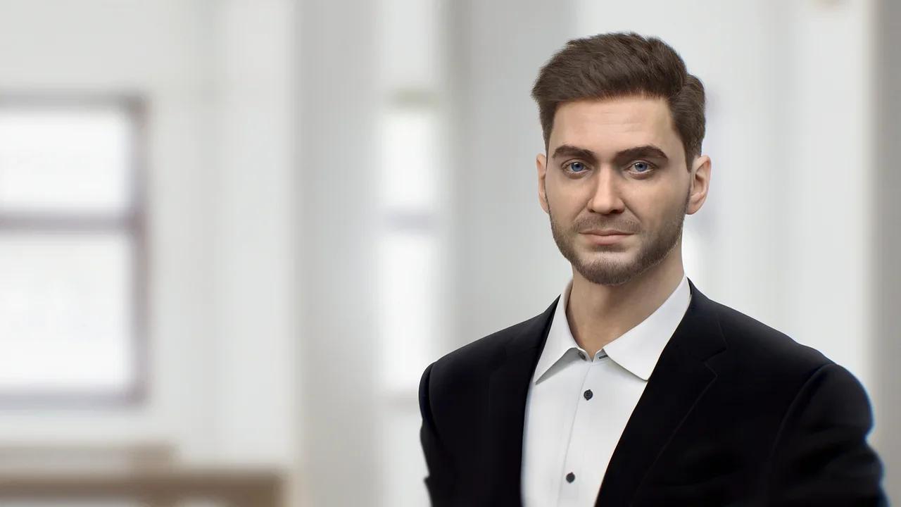 Мой новый коллега – цифровой аватар. Как и зачем компании создают фотореалистичные 3D-модели людей - 7