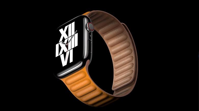 Представлены умные часы Apple Watch Series 6