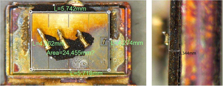 Смотрим полевой транзистор IRF4905 фирмы International Rectifier с технологией HEXFET 5-ого поколения - 3