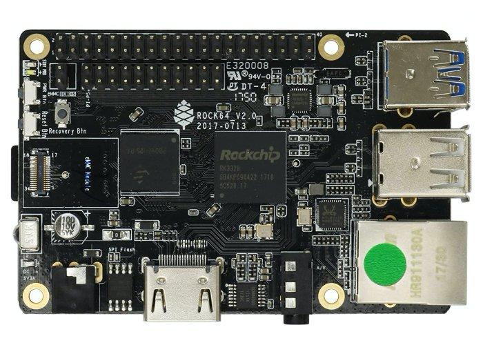 Более мощный конкурент Raspberry Pi 3 стоит всего $10 - 1