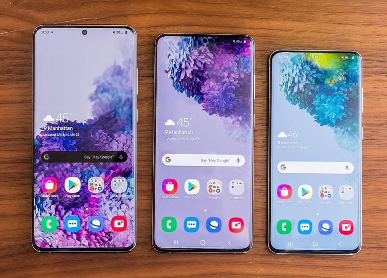 Какие аккумуляторы получат смартфоны Samsung Galaxy S21? Увеличенный элемент питания будет лишь у средней модели