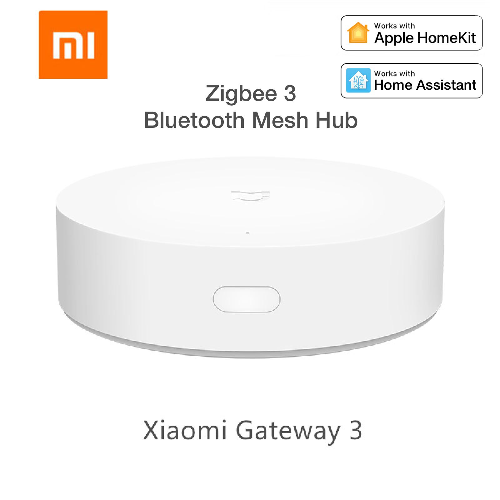 Подключаем новый Xiaomi Gateway 3 к Home Assistant без паяльника и смс - 1
