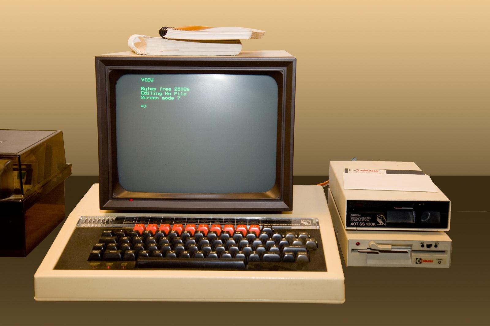 20 самых известных ретро-ПК, идеальных для игр и программирования - 16