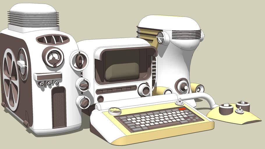20 самых известных ретро-ПК, идеальных для игр и программирования - 1
