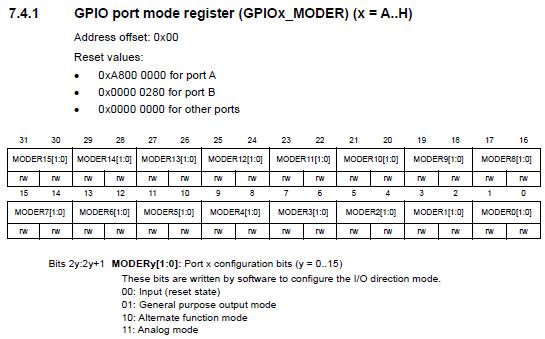 ИК датчик движения на STM32 - 13