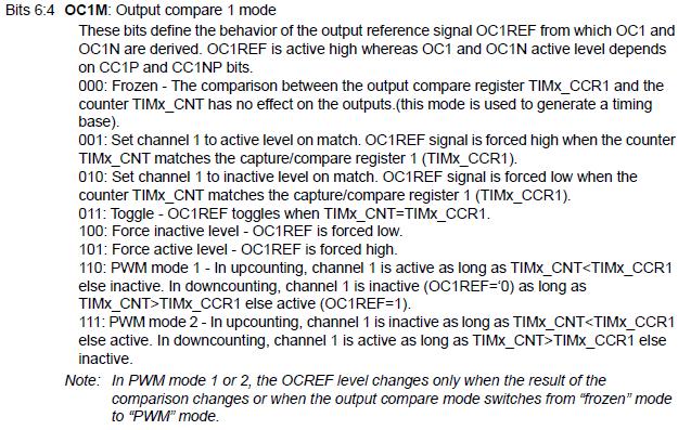 ИК датчик движения на STM32 - 21