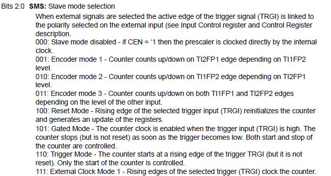 ИК датчик движения на STM32 - 25