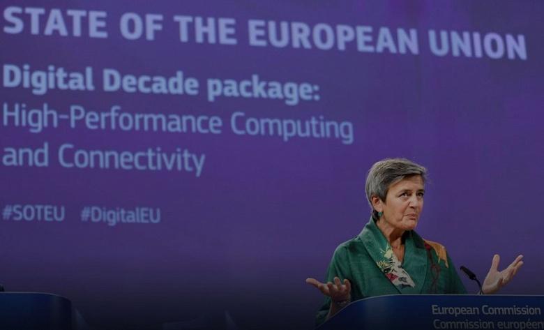 Еврокомиссия призвала страны ЕС ускорить развертывание сетей 5G