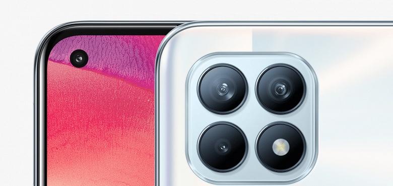 Что-то похожее на iPhone, но с Android и намного легче. Представлен Oppo Reno4 SE