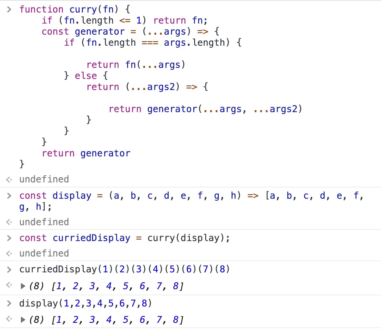 Секреты JavaScript-функций - 4