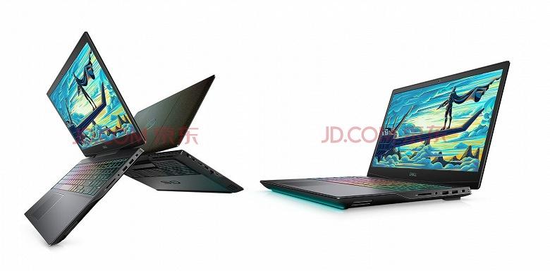 300 Гц, Intel Core i7, GeForce RTX 2070 Max-Q и 16 ГБ ОЗУ. Представлен ноутбук Dell G5