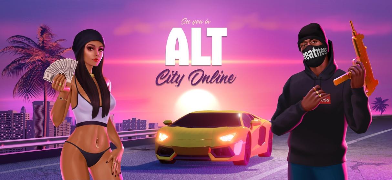 Alt: City Online. Как я в одиночку создавал «Gta Online» для мобильных устройств. Часть 1 - 1