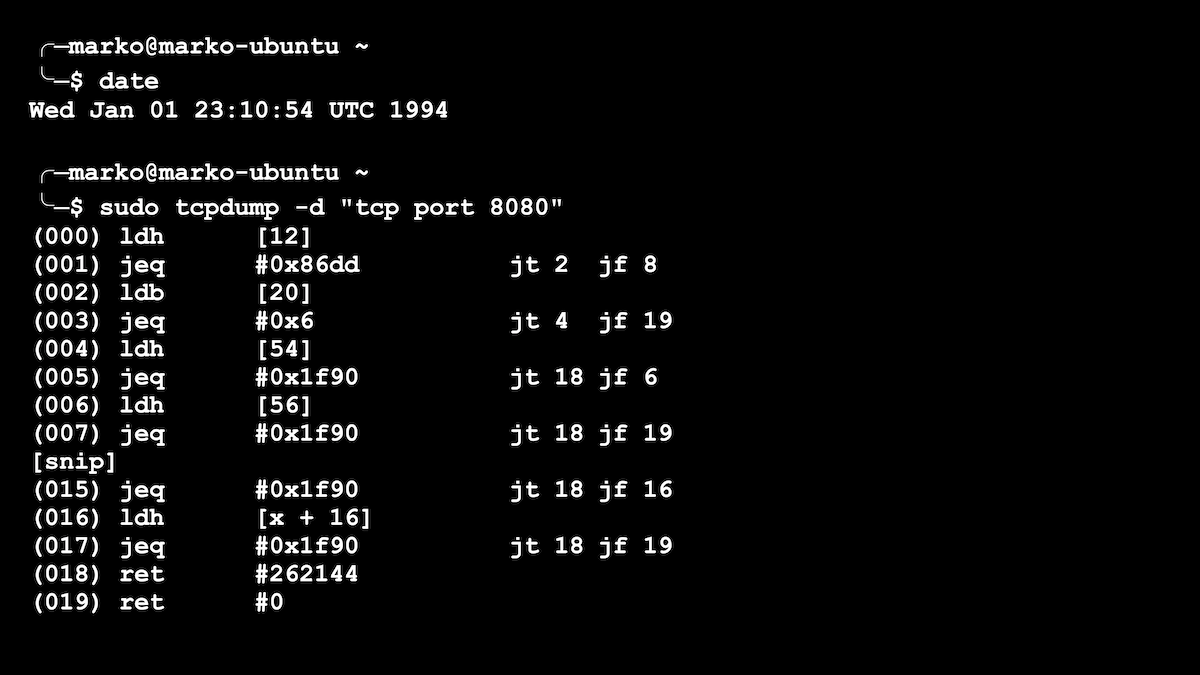 eBPF: современные возможности интроспекции в Linux, или Ядро больше не черный ящик - 4