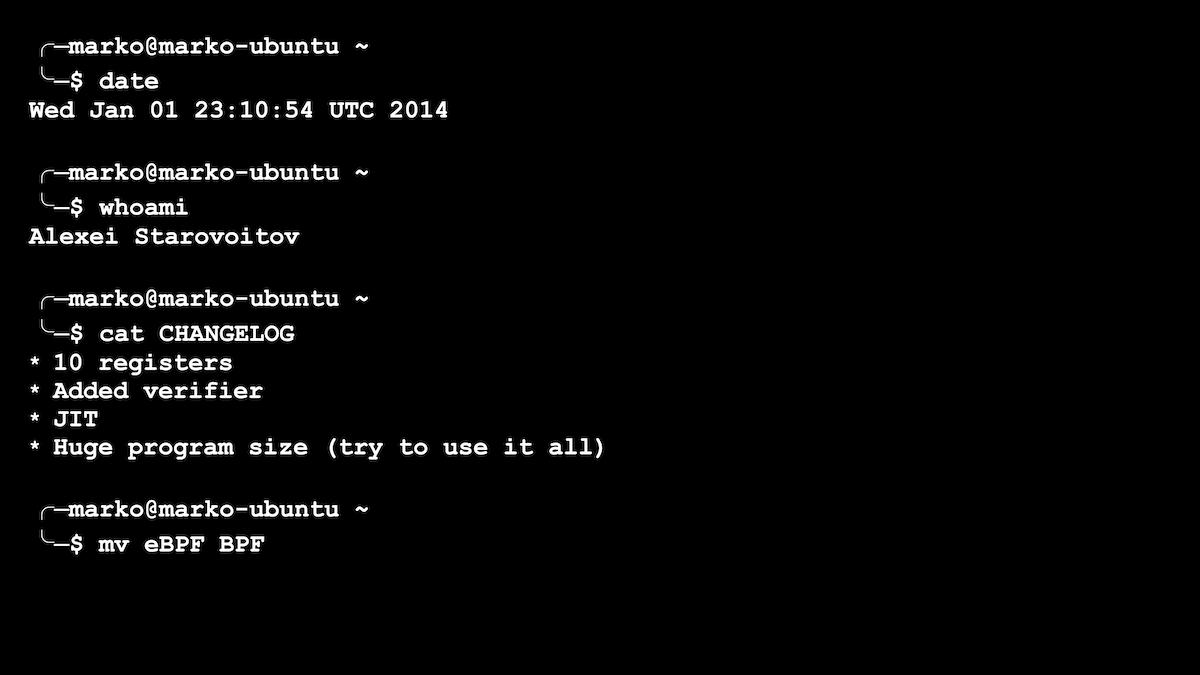 eBPF: современные возможности интроспекции в Linux, или Ядро больше не черный ящик - 5