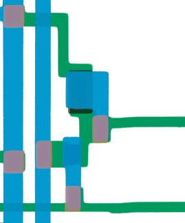 Внутренности HP Nanoprocessor: высокоскоростной процессор, не умеющий складывать - 12