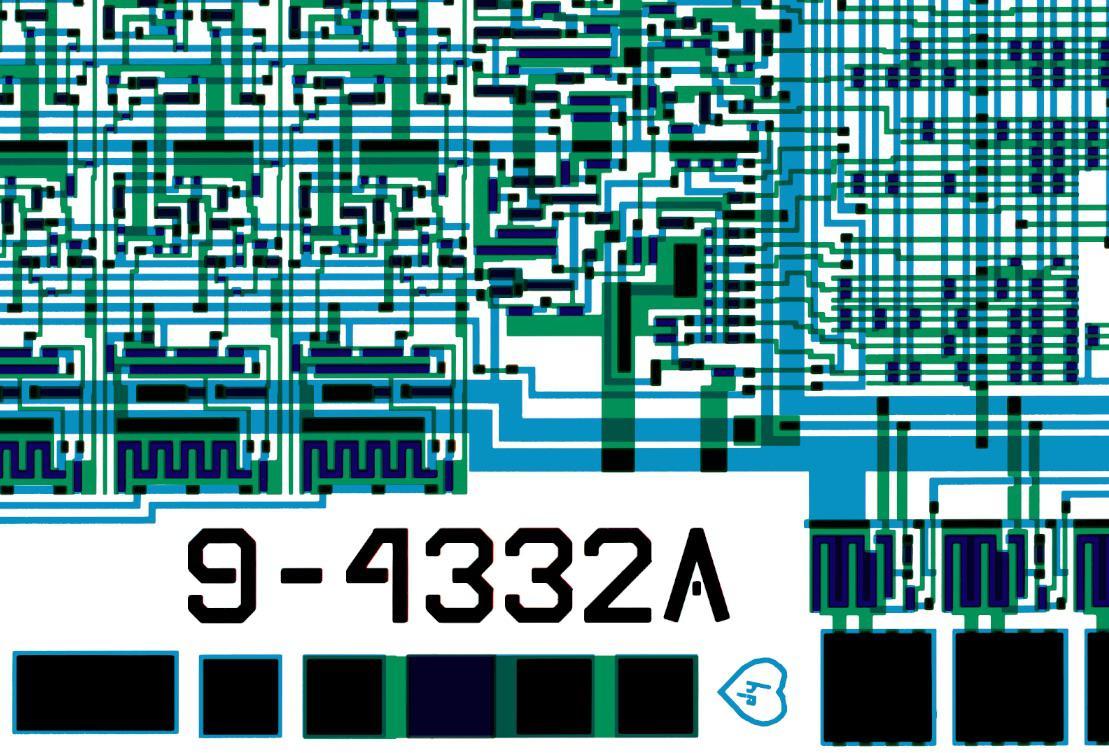Внутренности HP Nanoprocessor: высокоскоростной процессор, не умеющий складывать - 14
