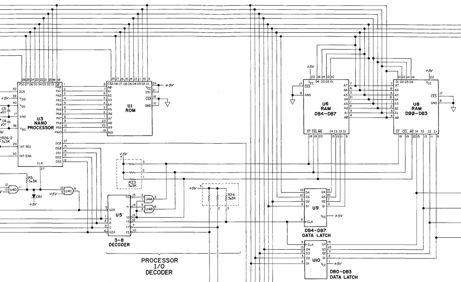 Внутренности HP Nanoprocessor: высокоскоростной процессор, не умеющий складывать - 17