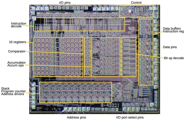 Внутренности HP Nanoprocessor: высокоскоростной процессор, не умеющий складывать - 4