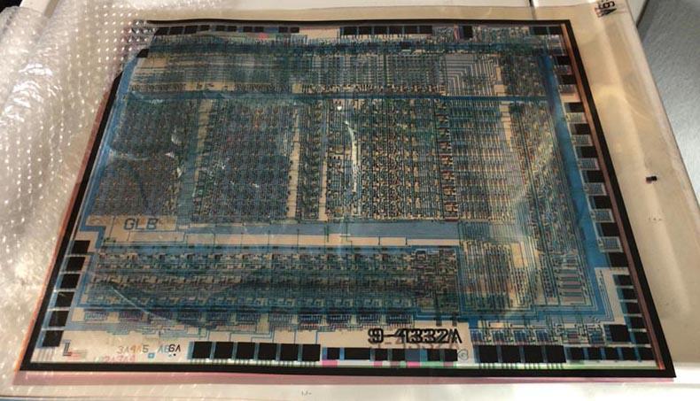 Внутренности HP Nanoprocessor: высокоскоростной процессор, не умеющий складывать - 5