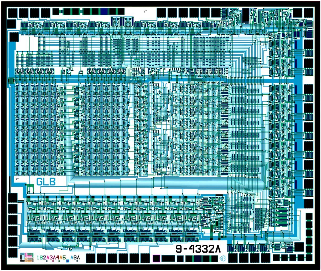 Внутренности HP Nanoprocessor: высокоскоростной процессор, не умеющий складывать - 1
