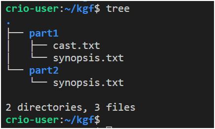 Путешествие в мир Linux и Git - 3