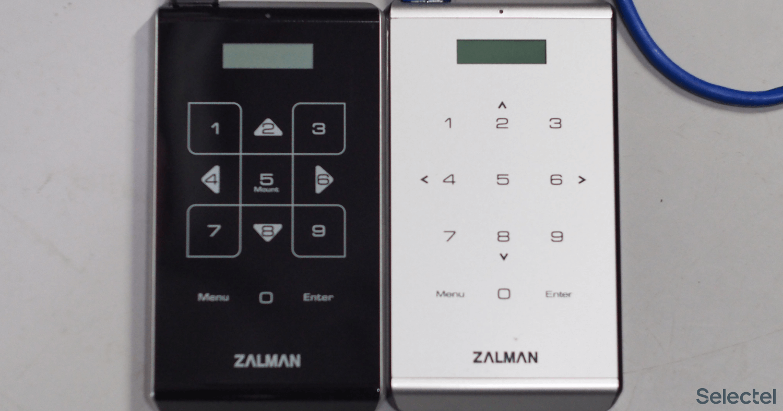 «Швейцарский нож» инженера дата-центра: Zalman ZM-VE500 - 2