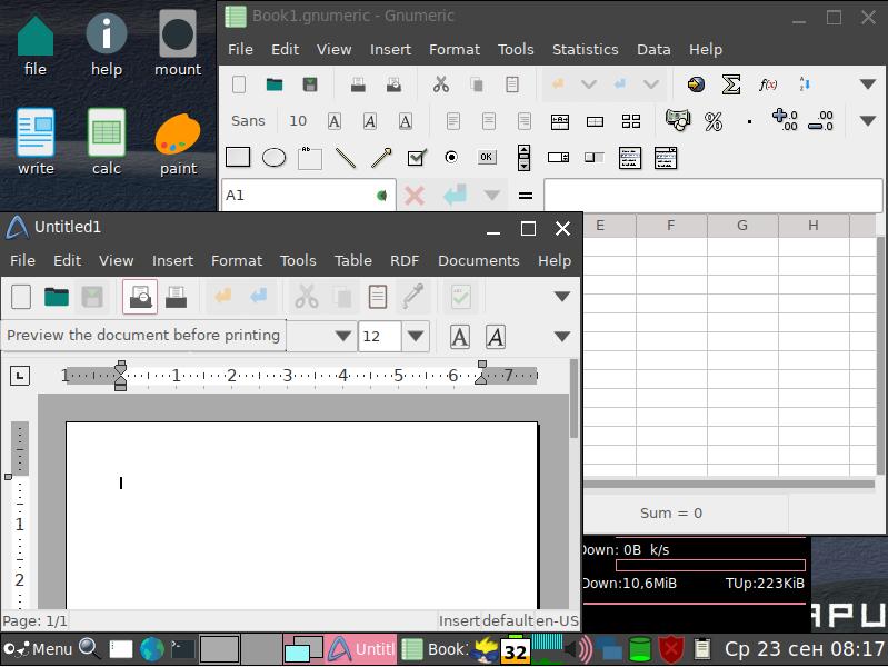 Вышел Puppy Linux 9.5, дистрибутив для устаревших и слабых ПК и ноутбуков - 4