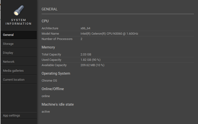Запуск Linux-приложений на Chromebook - 2