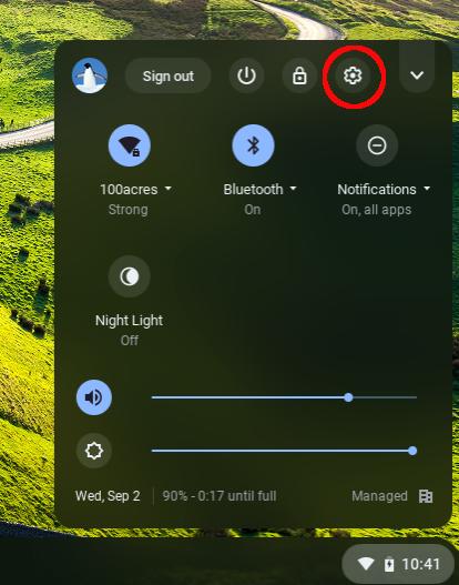 Запуск Linux-приложений на Chromebook - 3