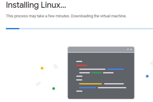 Запуск Linux-приложений на Chromebook - 8