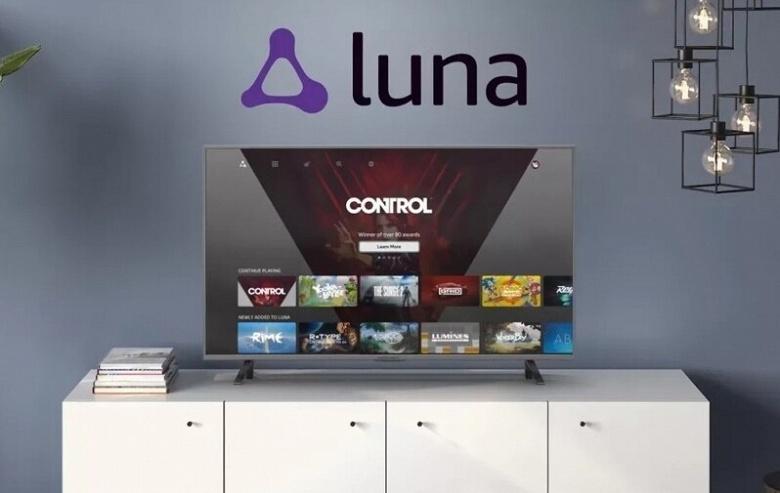 Amazon запускает игровой облачный сервис Luna