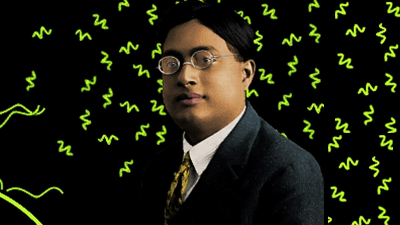Человек, подчинивший себе половину частиц во Вселенной - 1