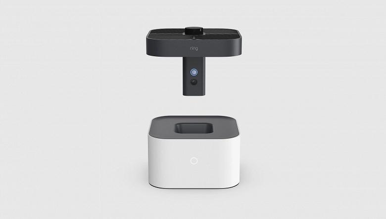 Это первая в мире летающая домашняя камера наблюдения. Ring Always Home Cam стоит 250 долларов