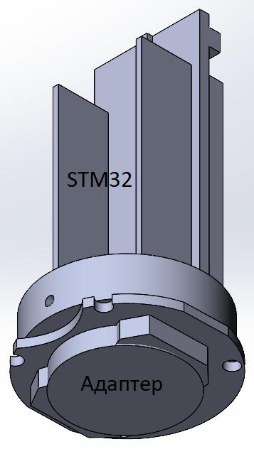 Per aspera ad astra, или как я строил ракету. Часть 2. Собираем альтиметр на STM32 и BMP280 - 9