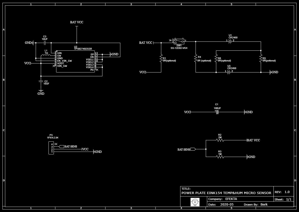 Беспроводной DIY датчик температуры и влажности с e-paper дисплеем - 11